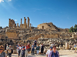 1-Night Jordan and Holy Land Tour