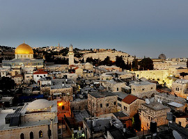Jerusalem and Bethlehem Extended Tour