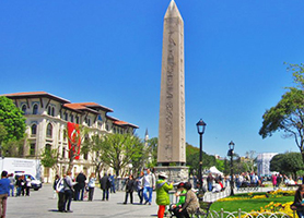 Full Day Istanbul Ottoman Relics and Byzantium Tour