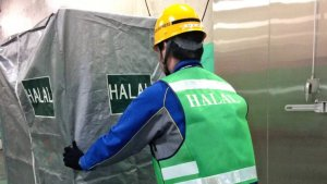 Nippon Express Gets Halal Certified