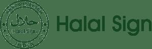 Halal Sign Logo