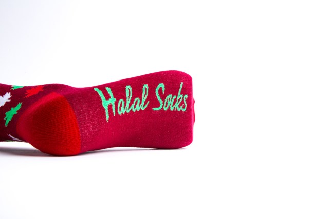 Halal Socks Canada In Solidarity We Stand