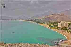 HALAL-TOURISM-khorfakkan_beach_by_alwhm