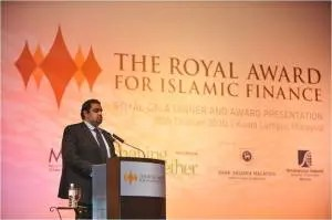 Islamic Finance Visionary Receives Royal Award
