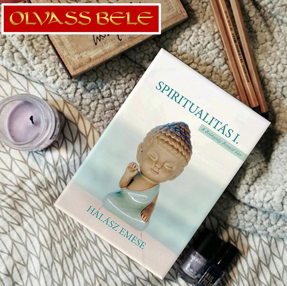 spiritualitás könyv gyakorlatokkal