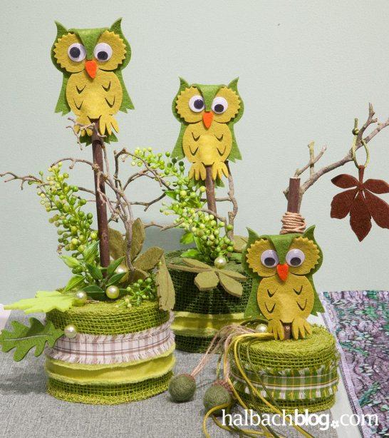 halbachblog-diy-herbstdeko-gruen-eulen