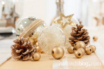 halbachblog: weihnachtliche Deko-Ideen I DIY Inspirations-Sammlung