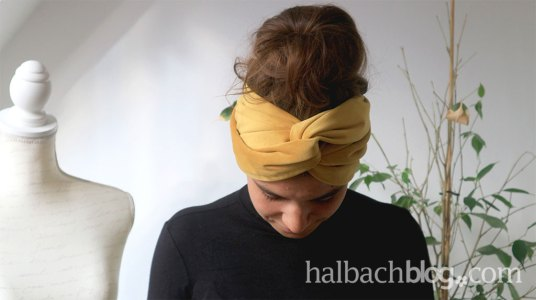 samt-stirnband-turban-naehen-senfgelb