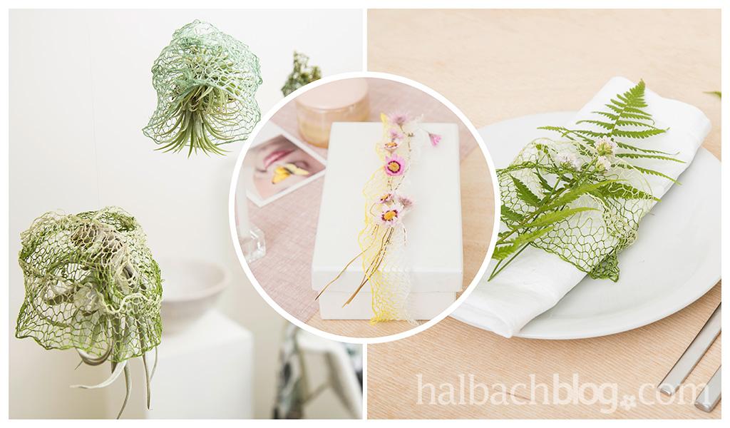 Halbachblog I Ideen mit Gitterband