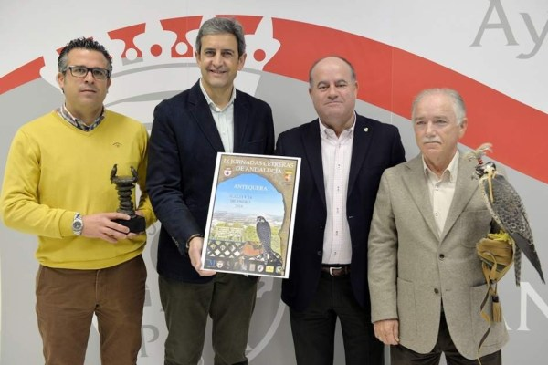 Jornadas de cetrería de Antequera