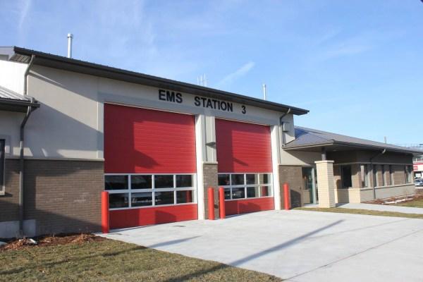 EMS Station #3