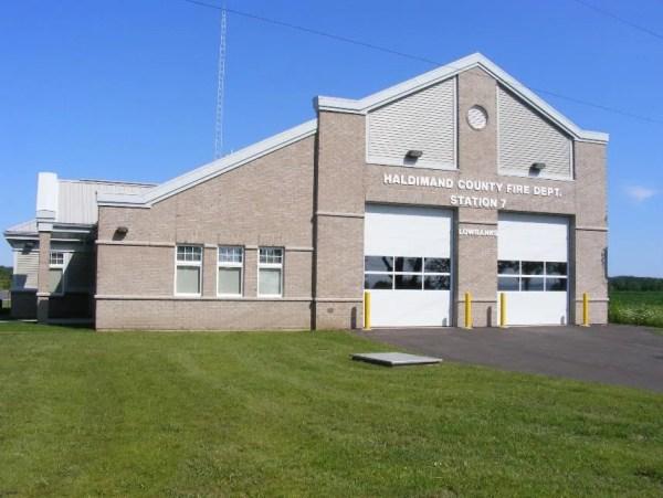 Lowbanks Fire Station #7