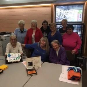 Dunnville Friends of the Library Debra Jackson Retirement