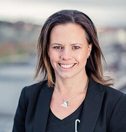Sara Zetterberg VD Haldor