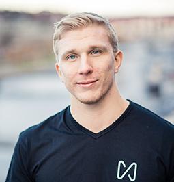 Victor Ivering support teknik Haldor