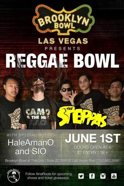 Brooklyn Bowl - Reggae Bowl