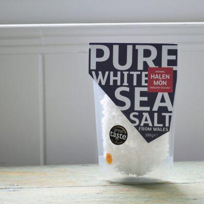 Pure White Sea Salt