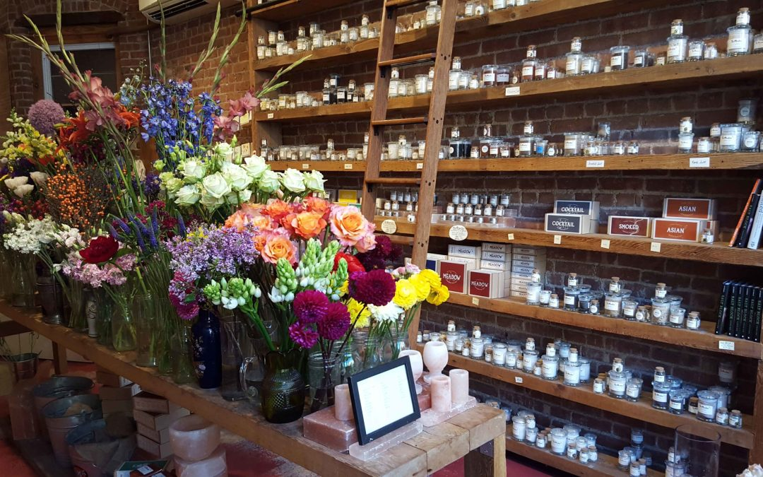 Salt, flowers, bitters and chocolates: The Meadow