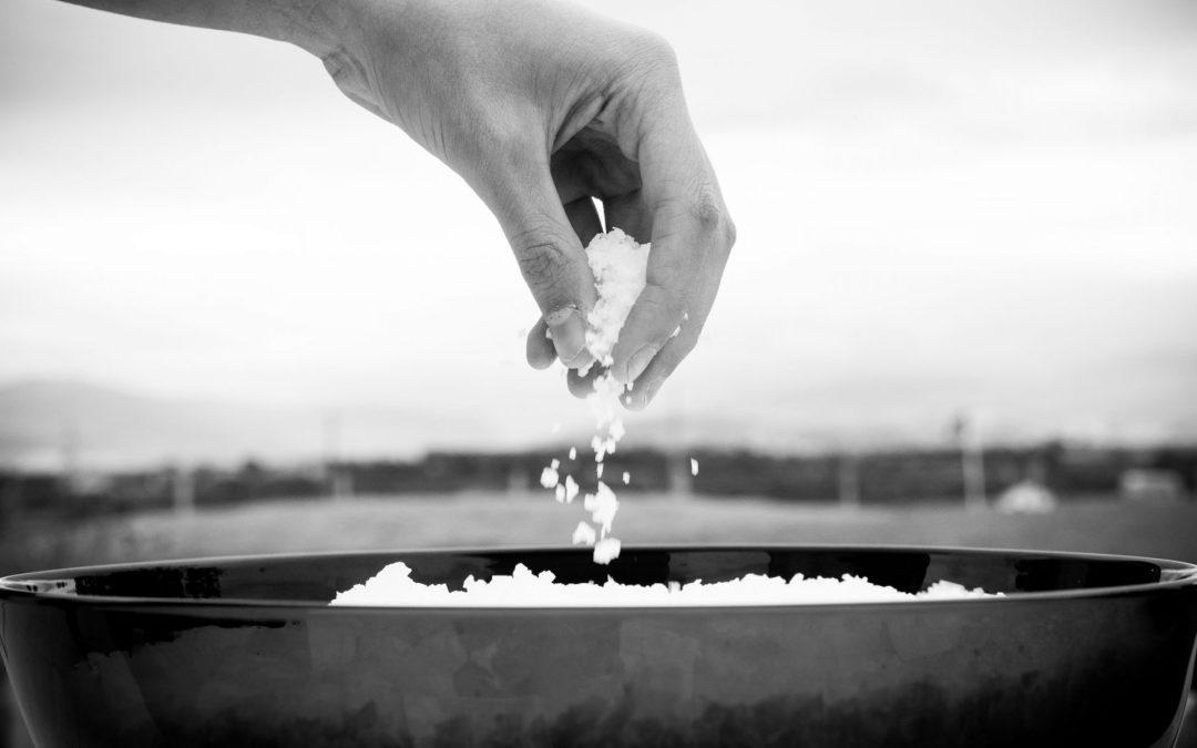 Salt Awareness Week: why you should use Halen Môn