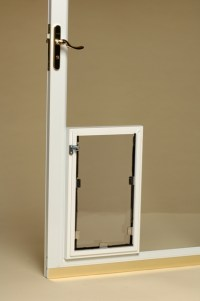 Hale Pet Door - In Glass Model Pet Door - Info Only