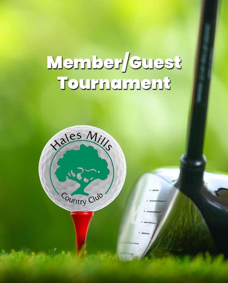 Member-Guest Tournament