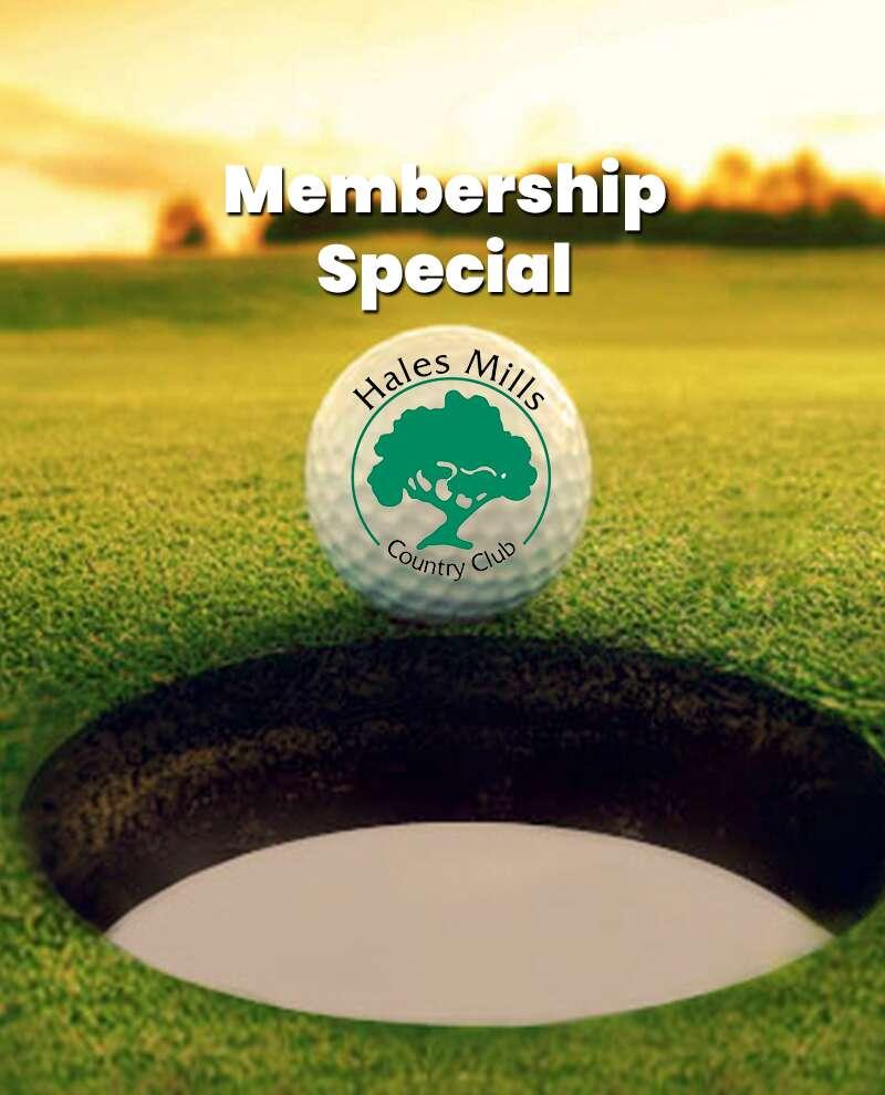 Fall Membership Special