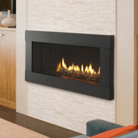 Heat & Glo SL-950 Slim Line Gas Fireplace