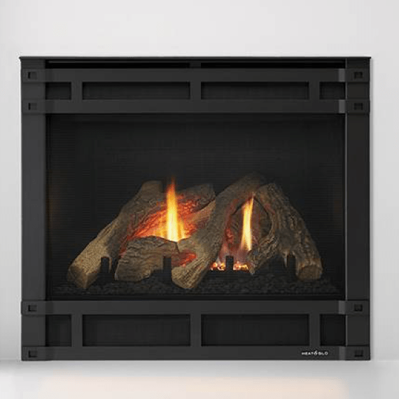 Heat  Glo 6000 Series Gas Fireplace