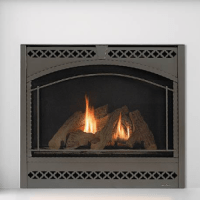 Heat & Glo SL-550 Slim Line Gas Fireplace