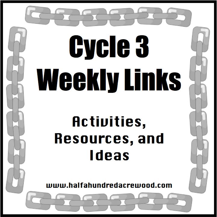 Cycle 3 Weekly Links