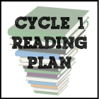 http://www.halfahundredacrewood.com/2015/04/cc-cycle-1-reading-plan-for-lit-lovers.html