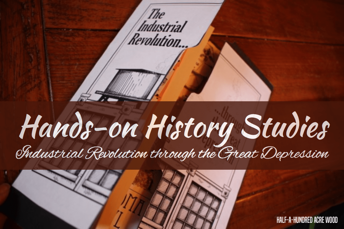Hands-on History: Industrial Revolution, WWI, and the Great Depression