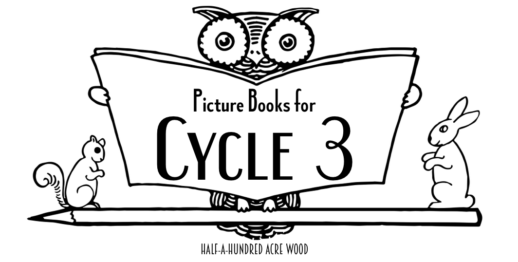 CC Cycle 3 Picture Books