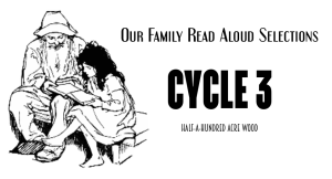 CC Cycle 3 Read Alouds
