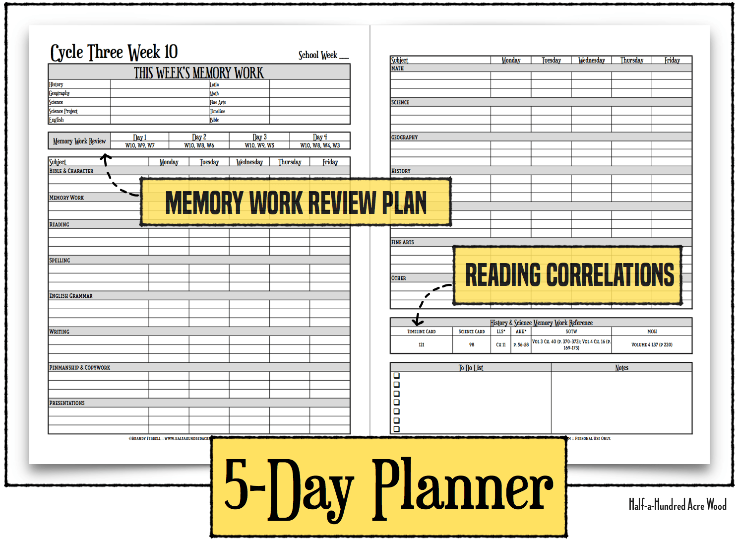 New Classical Planner