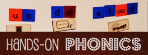 Hands-On Phonics