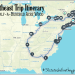 Early America History Trip: Northeastern Loop