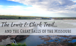 On the Lewis & Clark Trail: Finding the Falls