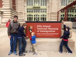 Immigration to America: Ellis Island & Lady Liberty