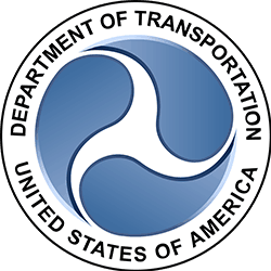 Department of Transportation Logo, Featured Client 7 of 9