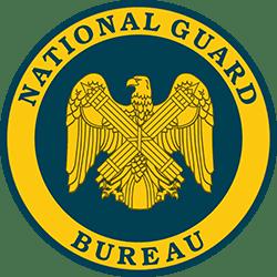 National Guard Bureau Logo, Featured Client 9 of 9
