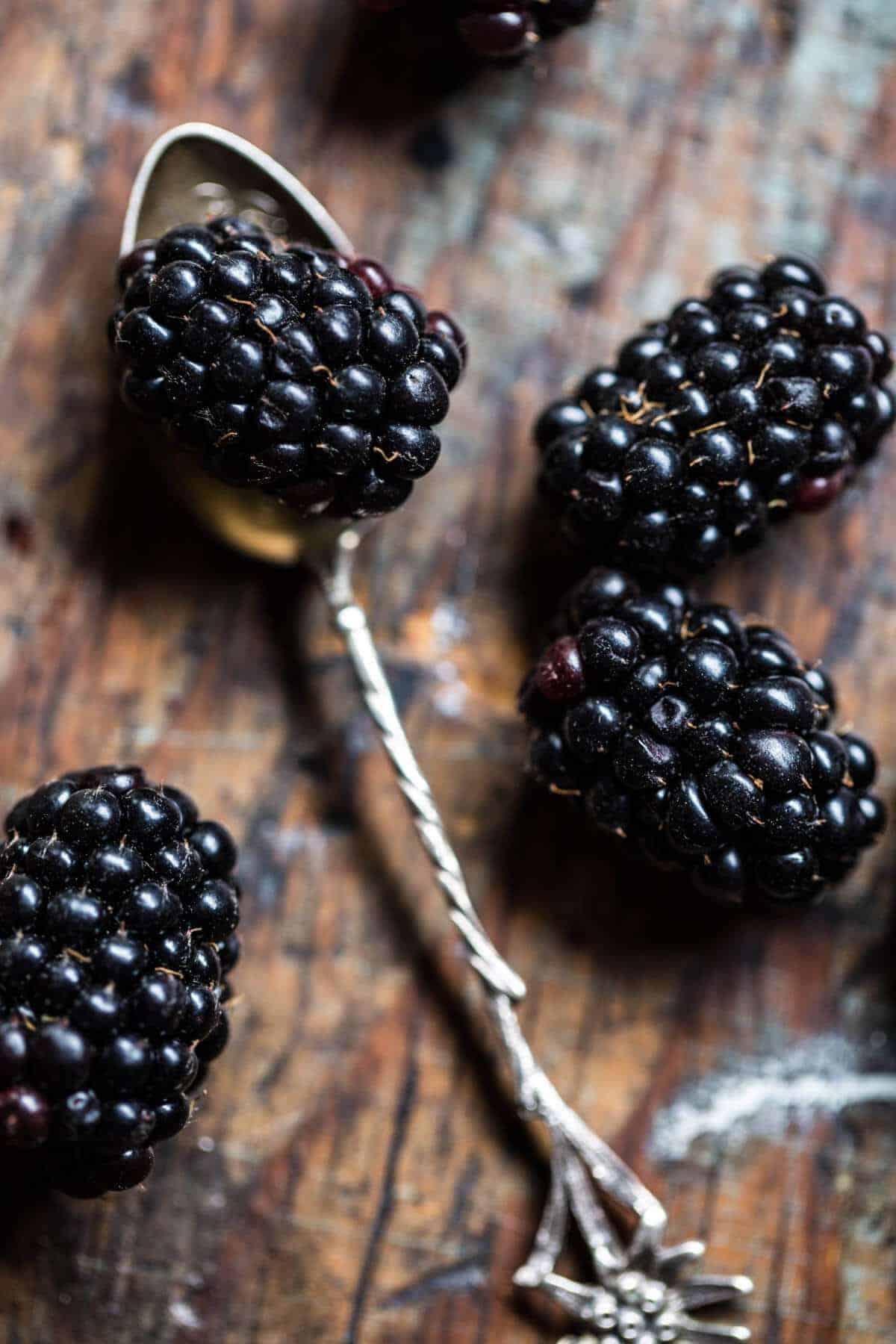Blackberry Bourbon Smash   halfbakedharvest.com @hbharvest