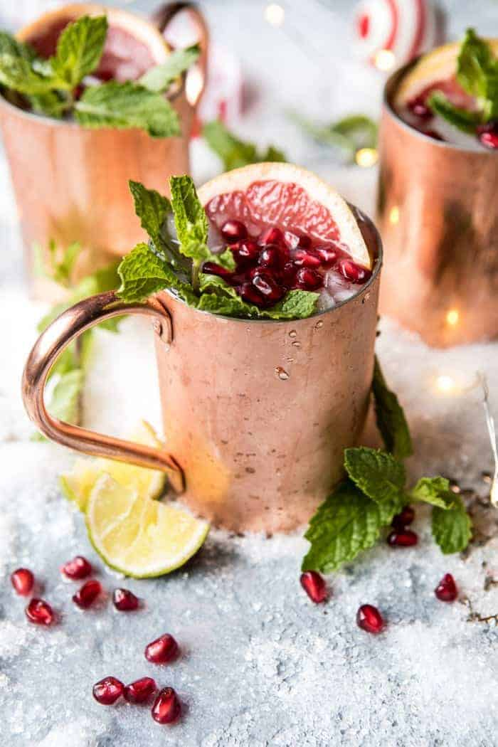 Frosty's Frosted Moscow Mule   halfbakedharvest.com @hbharvest