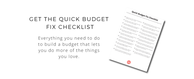 Magic words for your budget