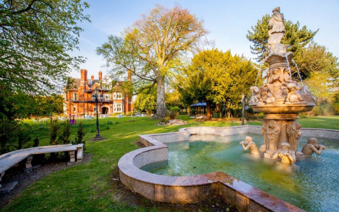 Berwick Lodge – recommended wedding venue