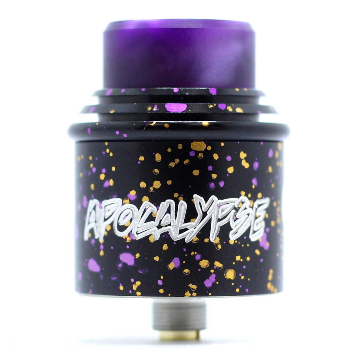 apocalypse rda black cotton
