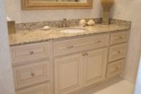 Antique White Kitchen Bathroom Cabinets