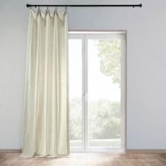 Grommet Kitchen Curtains Best Design Books Buy Barley Heavy Faux Linen Curtain & Drapes - Halfpricedrapes