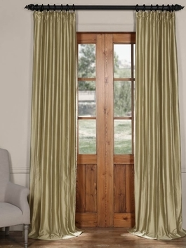 Silk Curtains And Drapes Half Price Drapes