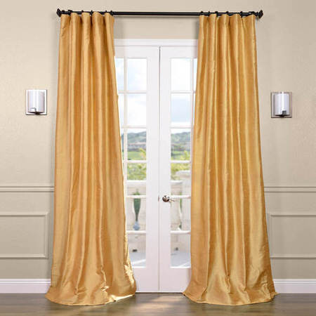 Discount On Signature Silk Curtains FINAL SALE